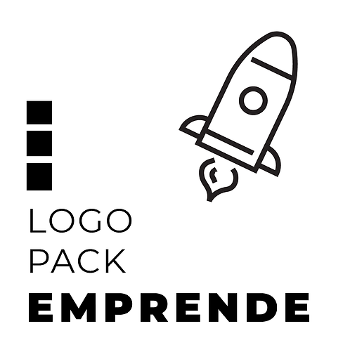 Logo Pack Emprende