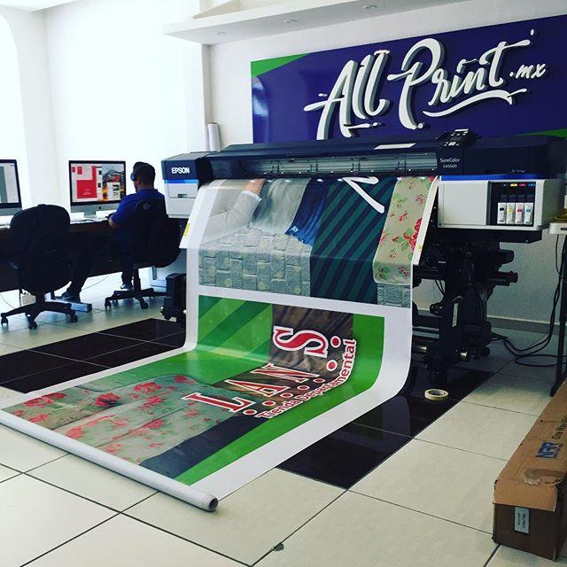 😉 imprimiendo con calidad Epson #AllPri
