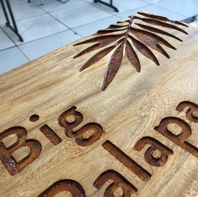 Grabado en madera con nuestro Router. Un