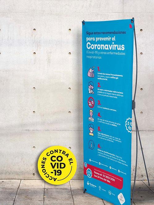 Paquete Informativo COVID-19