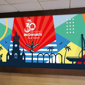 30 Aniversario McDonald´s Puerto Vallarta