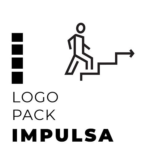 Logo Pack Impulsa