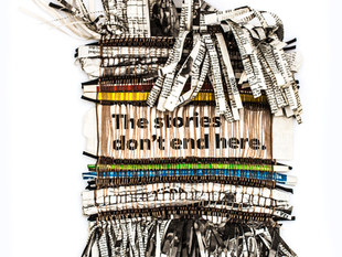 """""""The stories don't end here"""", 2013"""