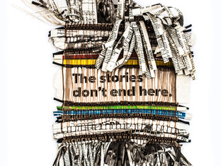 """The stories don't end here"", 2013"