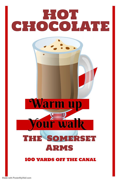 Copy of Hot Chocolate - Made with Poster