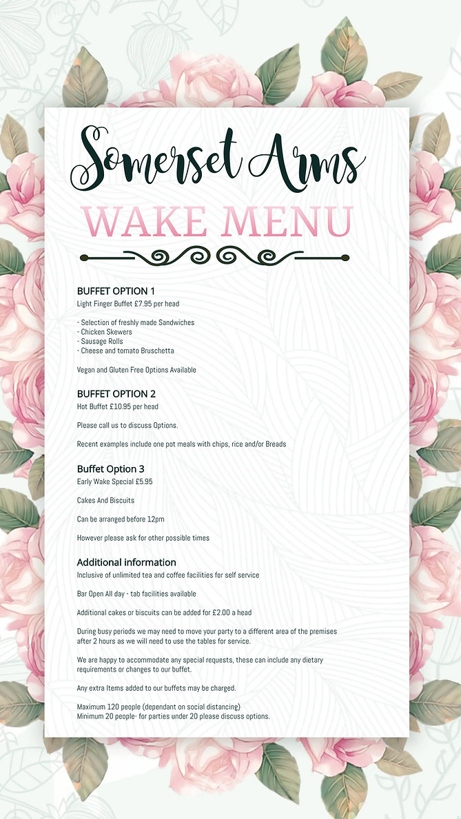 Copy of womens day womens day menu - Mad