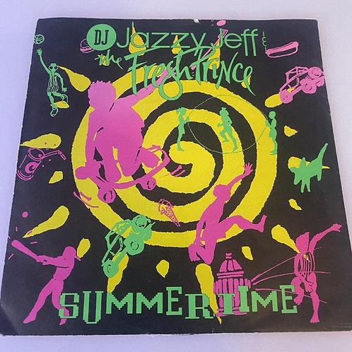 "Summertime –DJ Jazzy Jeff & The Fresh Prince (7"" Vinyl)"