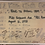 """Thumbnail: RARE 1520 Sedgwick Ave Foam Core Poster 18""""x24"""" Signed (see details)"""