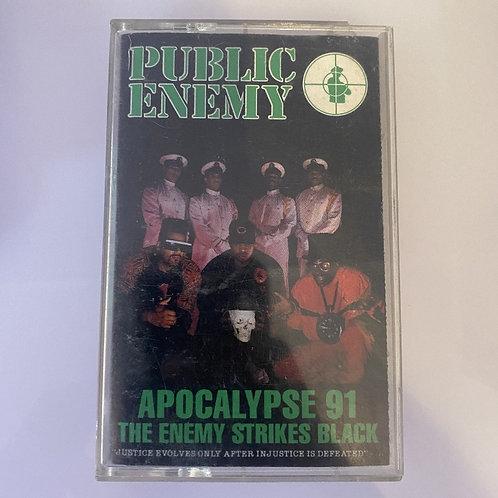 Public Enemy – Apocalypse 91