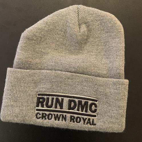 Rare RUN-DMC Crown Royal Beanie