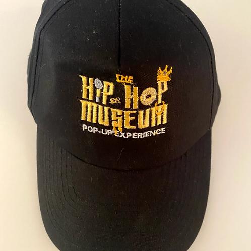 HHM Dad Hat (Black)