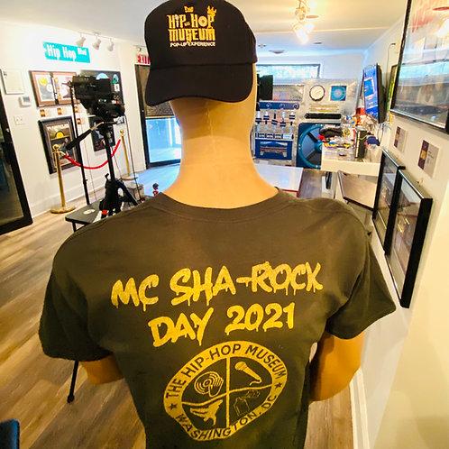 """2021 """"MC Sha Rock Day"""" Commemorative Tee (M, L, XL, XXL)"""