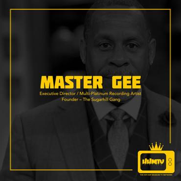 Meet Master Gee