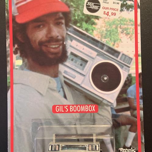 Mini Boombox Gil Scott Heron