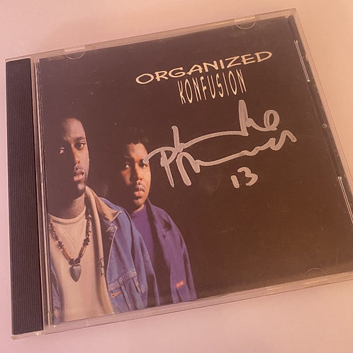 Organized Konfusion (Signed by Pharoah Monch)