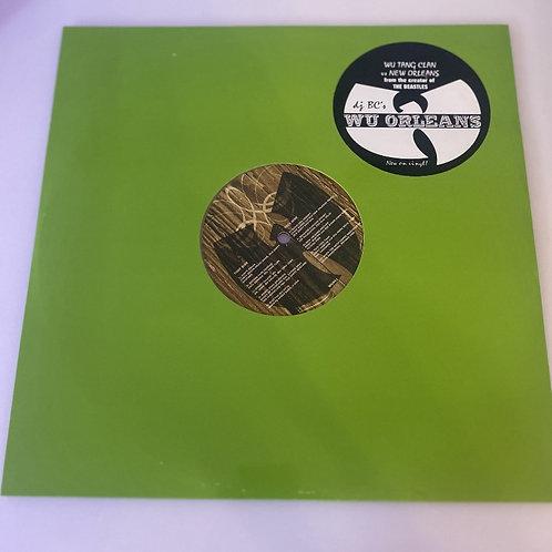 "DJ BC – Wu Orleans (Mashup/Remix 12"" Vinyl Album)"