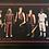 Thumbnail: Mezco 5 Points 'The Warriors' Action Figures