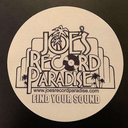 Joe's Record Paradise Slipmat