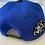 Thumbnail: THC Fat Lace Felt HHM Hat (Blue/Camo)