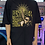 "Thumbnail: Sedgwick & Cedar ""Busy Bee The Original Chief Rocker"" XXL Tee (Black)"