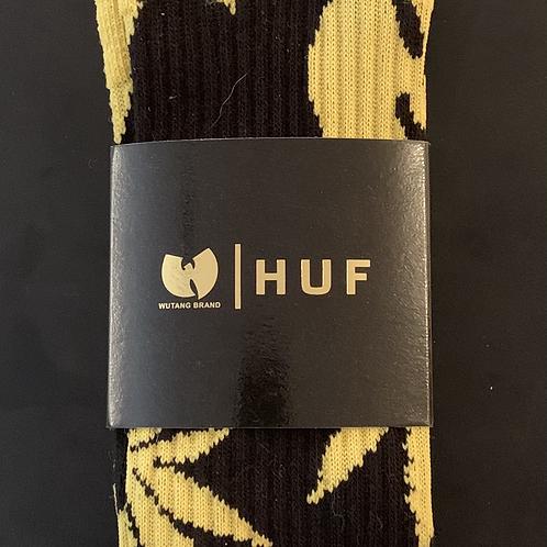 Wu-Tang HUF Socks (Black)