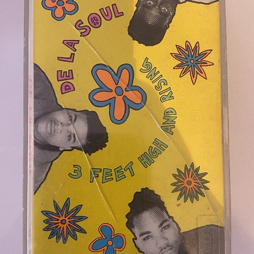 De La Soul –3 Feet High and Rising