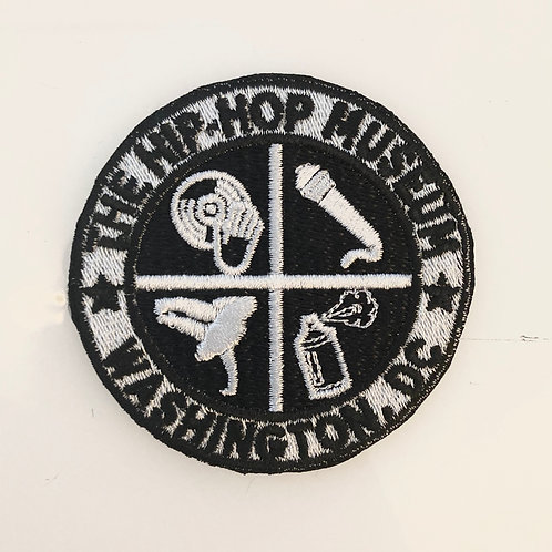 HHM Iron On Patch