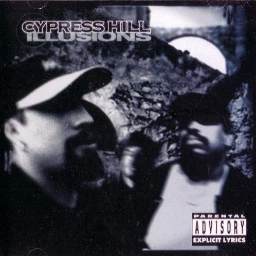 """RARE Cypress Hill 2"""" Reel + 2 - 1/2"""" Reels + 1 - DAT (""""Illusions Remix"""")"""