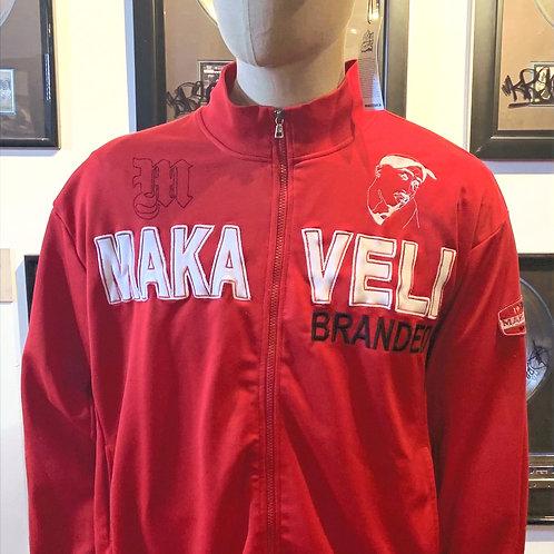 Makaveli Vintage Track Jacket (XXL)