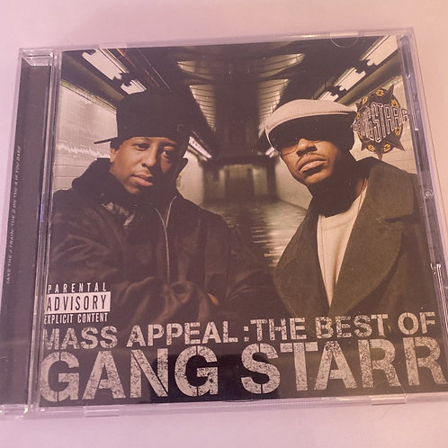 Mass Appeal : The Best of Gang Starr