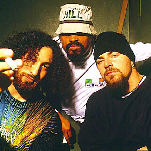 """RARE Cypress Hill 2"""" Reel (""""Run Mother Fucker"""" with track -sheet)"""