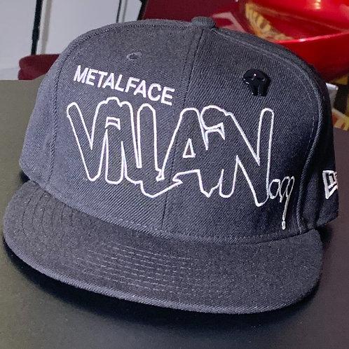 "Rare MF DOOM ""Metalface Villian"" New Era Snapback"