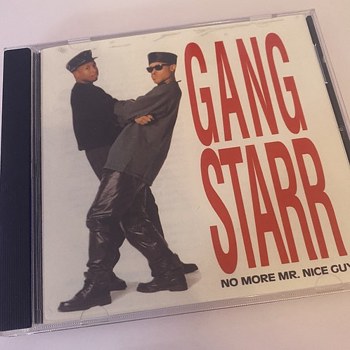Gang Starr – No More Mr.Nice Guy