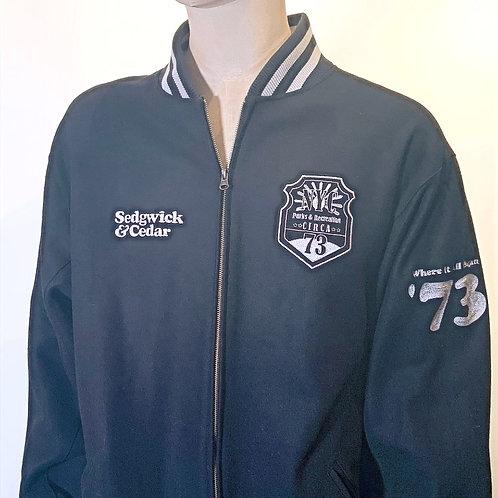 Rare Sedgwick & Cedar Varsity Jacket (XXL)