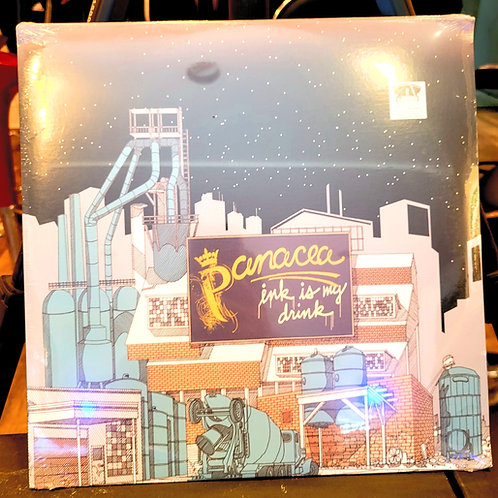 """Panacea """"Ink Is My Drink"""" (Rawkus Records) Sealed 12"""" Vinyl"""