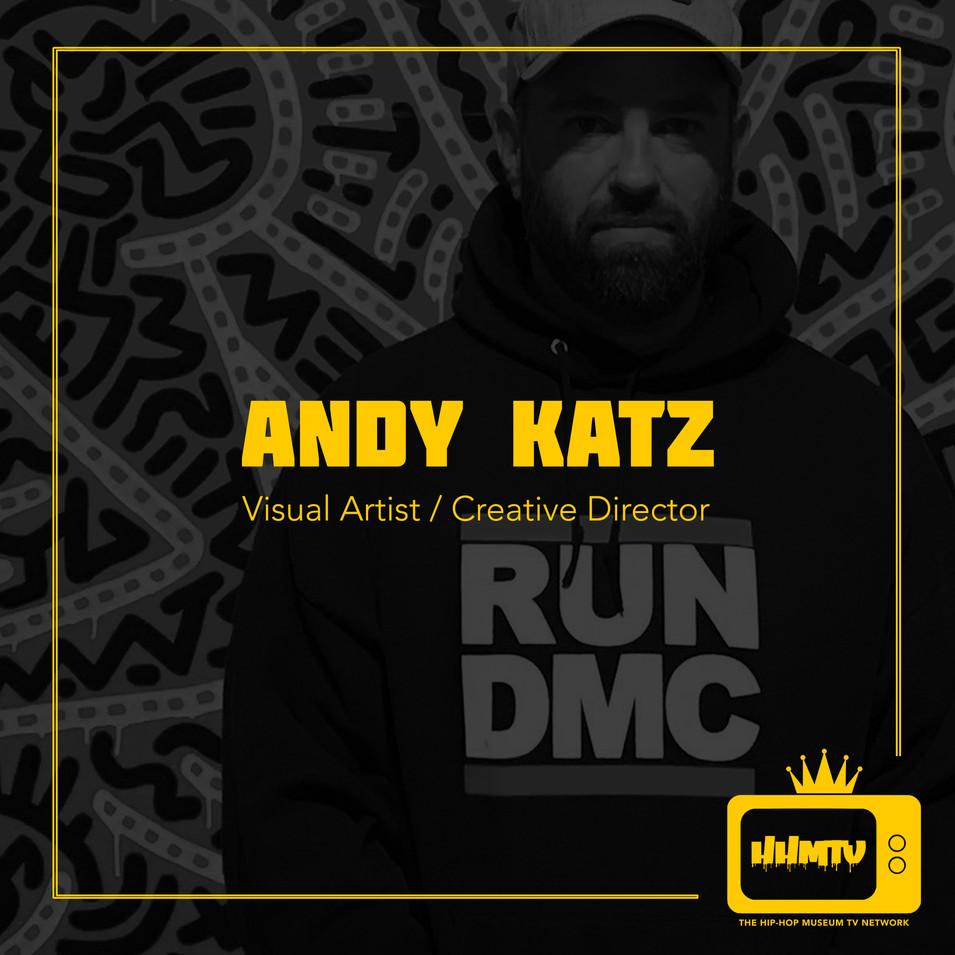 Meet Andy Katz
