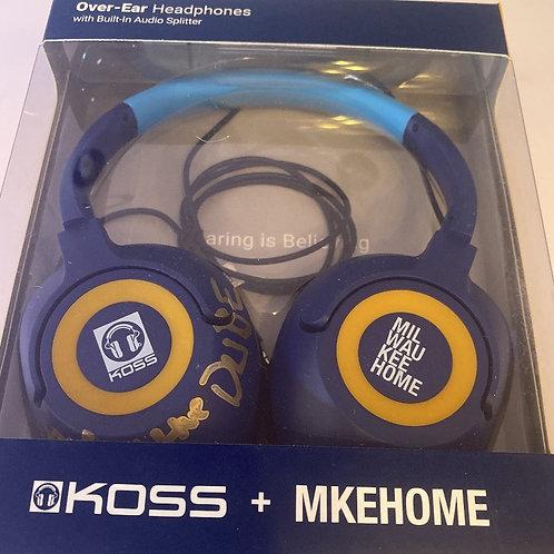 Devin The Dude Signed Koss Headphones (NIB)