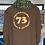 "Thumbnail: Sedgwick & Cedar ""NYC 73"" Lined Hoodie XXL (Brown)"