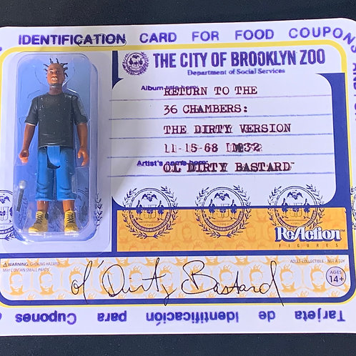 ODB Super 7 Action Figure