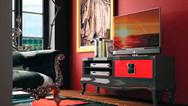 Mueble  Televisión La Ebanisteria