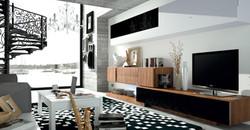 muebles de salon de estilo moderno (12)