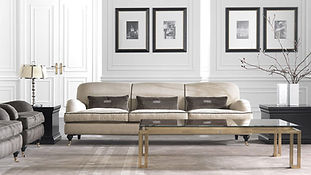 030 - I - 320 - SOFA LUXURY - GIANFRANCO