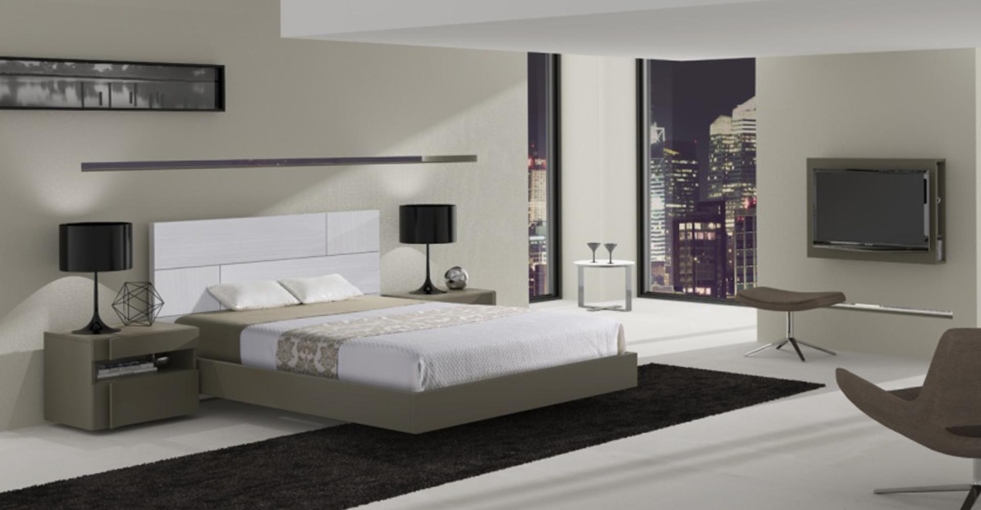 Dormitorio de Matrimonio Moderno (5)