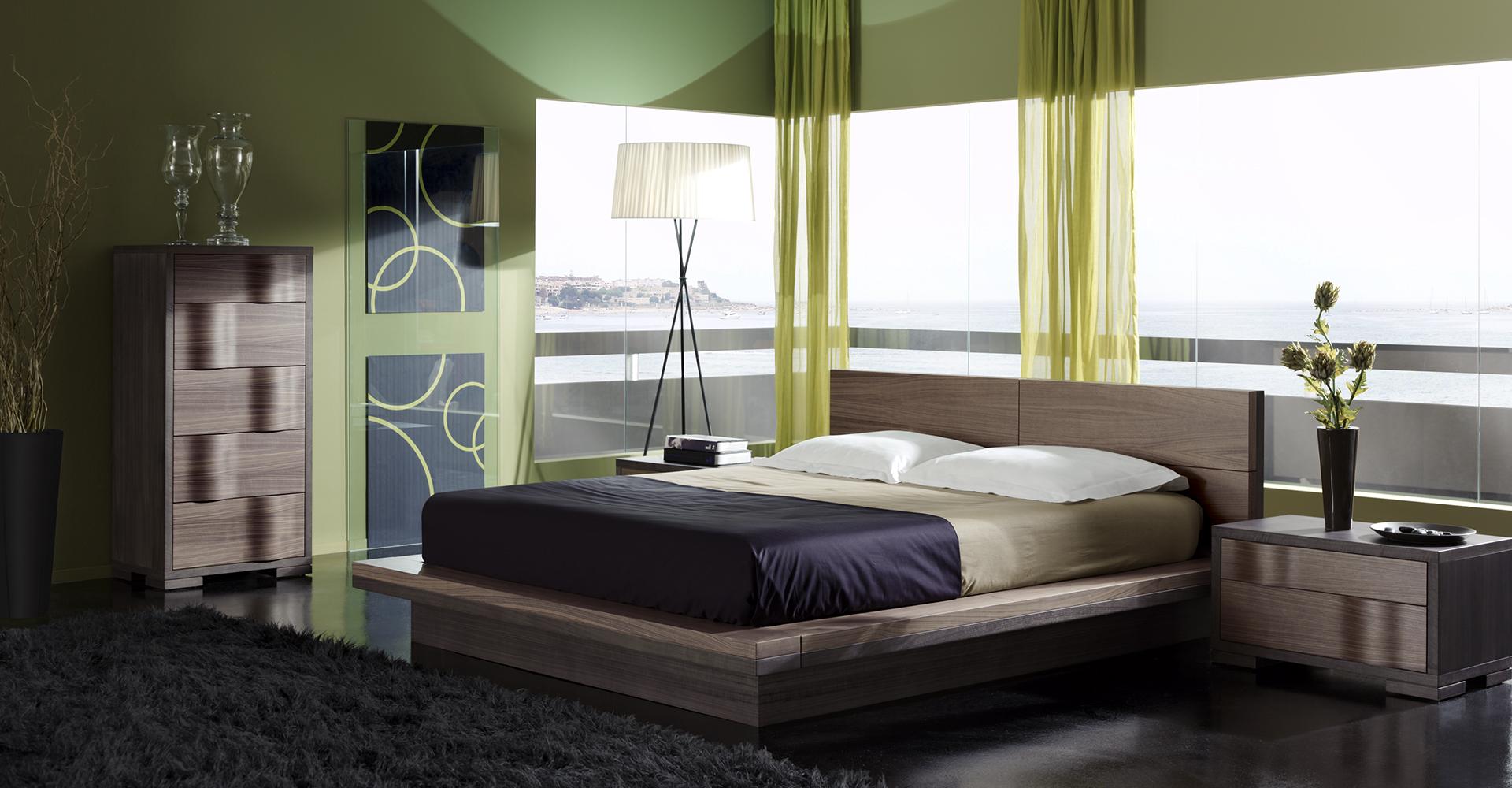 Dormitorio de Matrimonio Moderno (10)