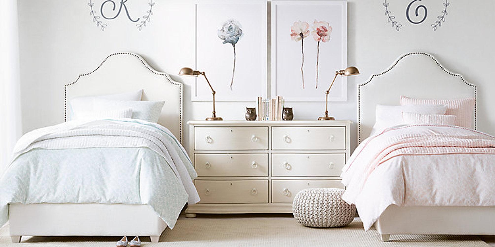 Dormitoros juveniles e infantiles con encanto for Muebles juveniles de calidad