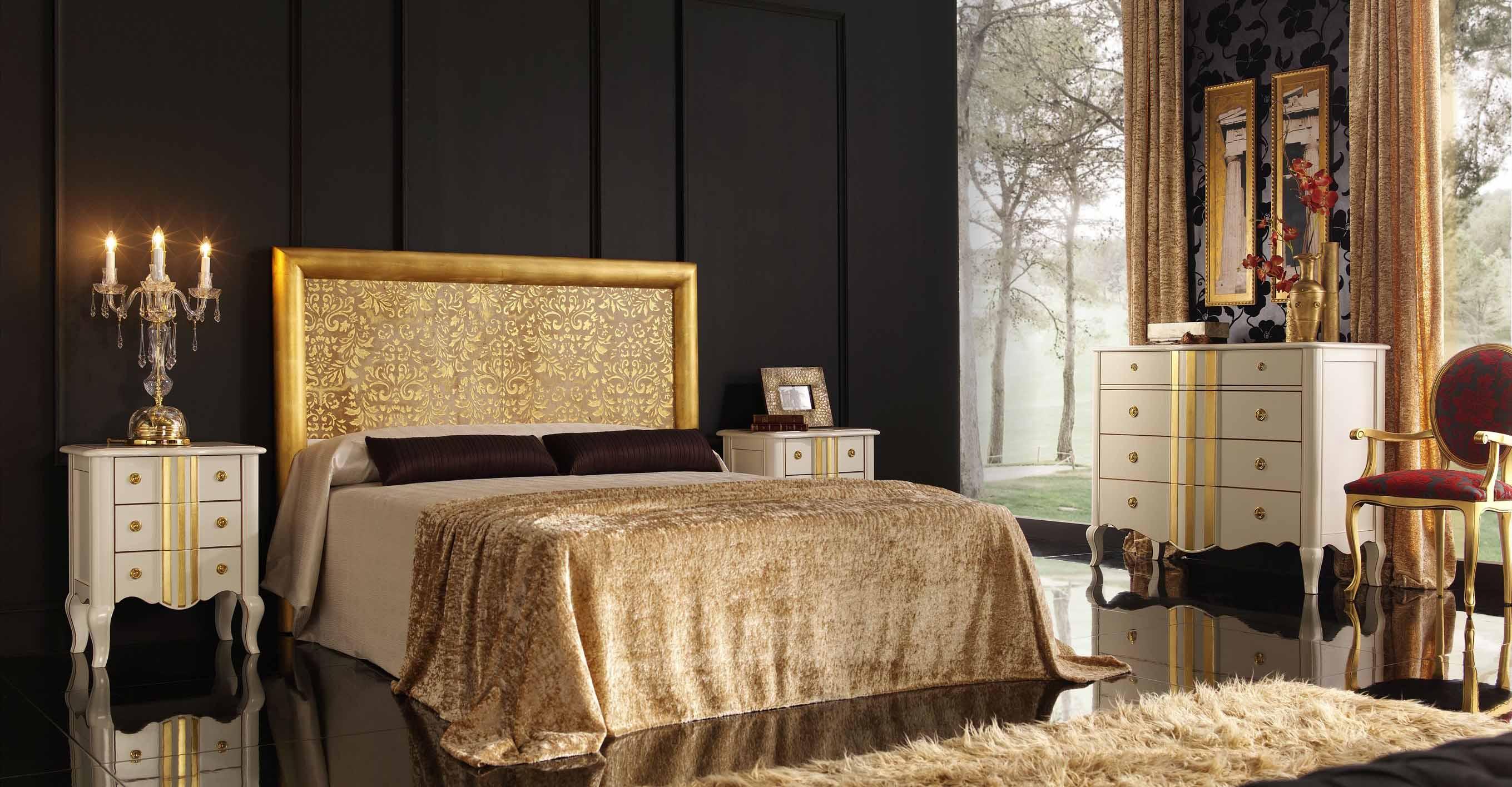 dormitorios de matrimonio de estilo clasico (56)