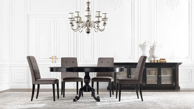 030 - I - 206 - COMEDOR LUXURY - GIANFRANCO FERRE