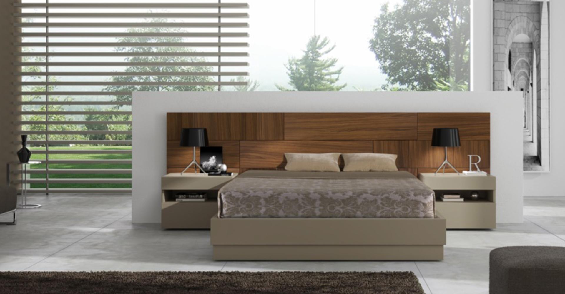 Dormitorios Modernos en Madrid