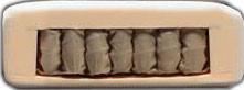 Sofá con muelle ensacado