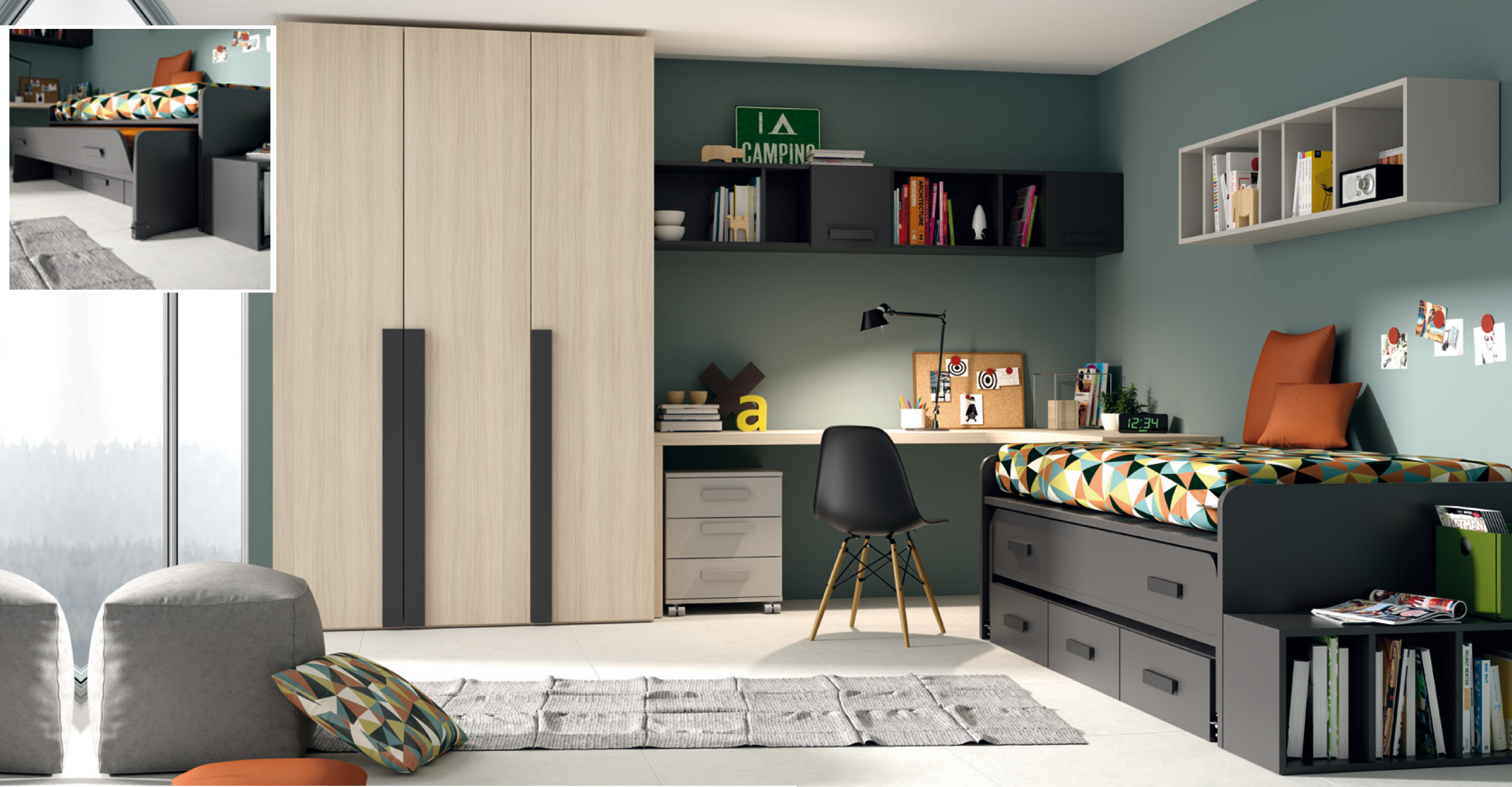 dormitorios juveniles (65)